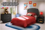 Set Tempat Tidur Anak Minimalis Kayu