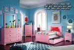 Set Tempat Tidur Anak Perempuan Minimalis