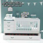 Tempat Tidur Bayi Minimalis Sorong