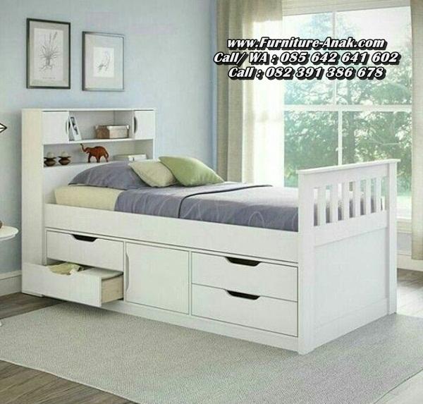 Model Tempat Tidur Anak Minimalis Modern