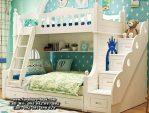 Tempat Tidur Tingkat Anak Desain King Raja